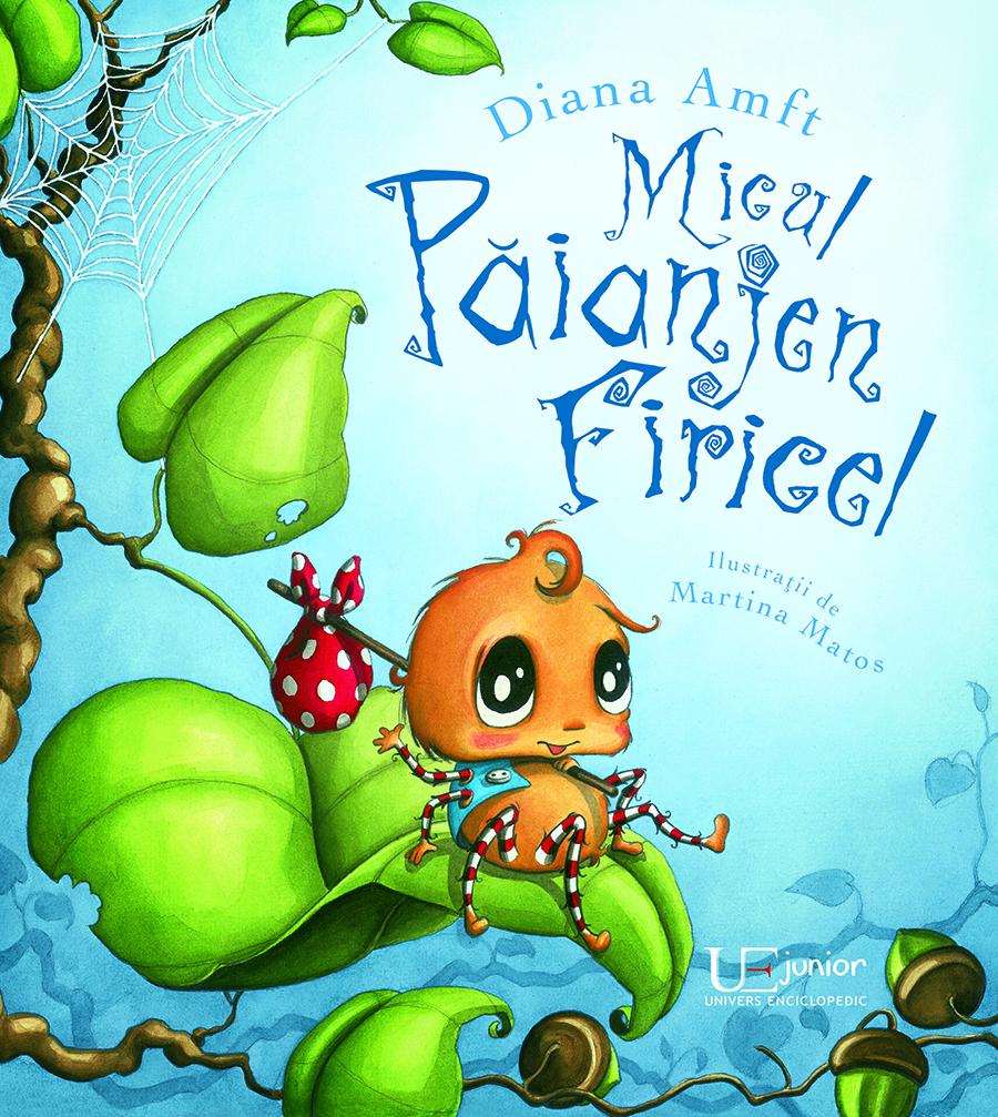 Book Cover: MICUL PAIANJEN FIRICEL