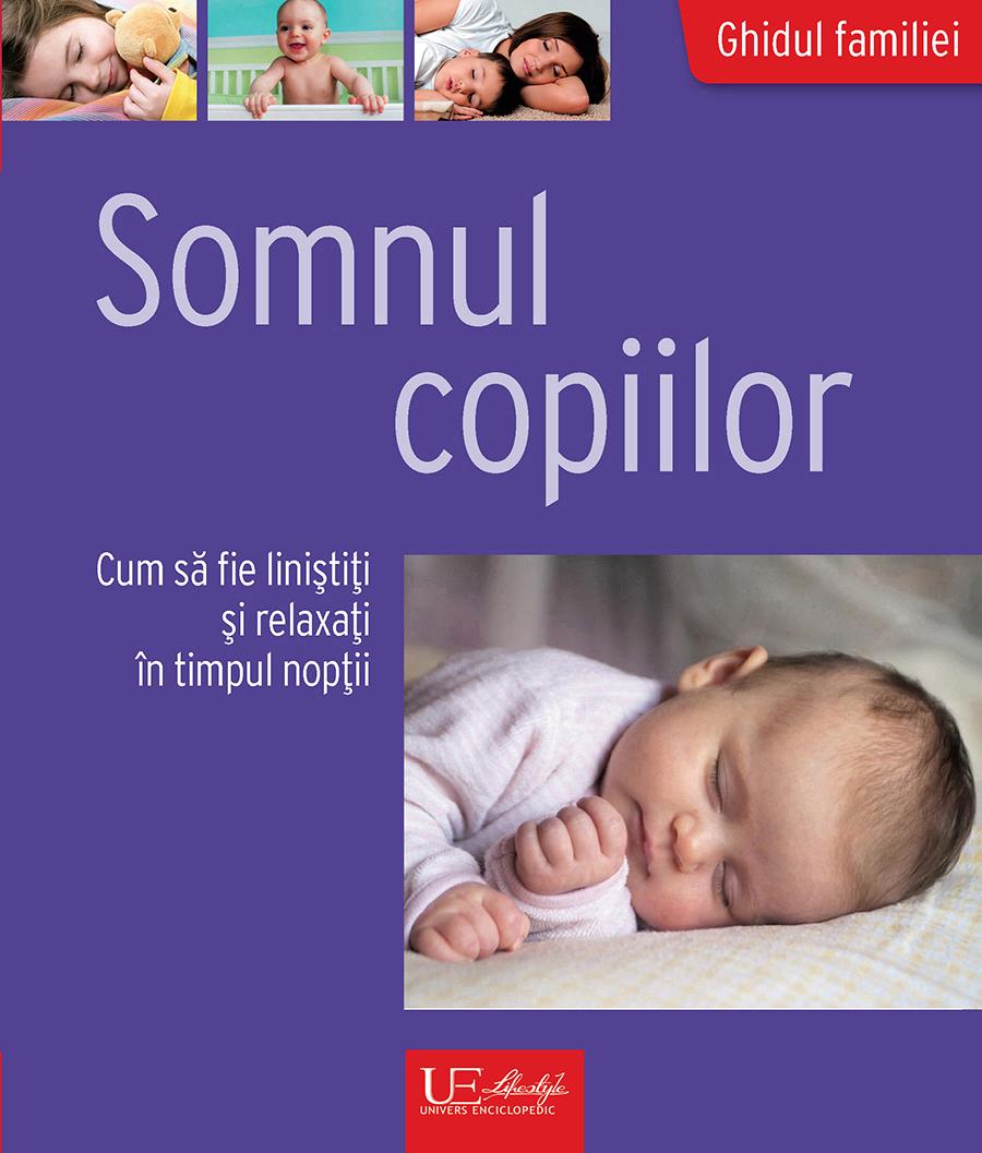 Book Cover: Somnul copiilor