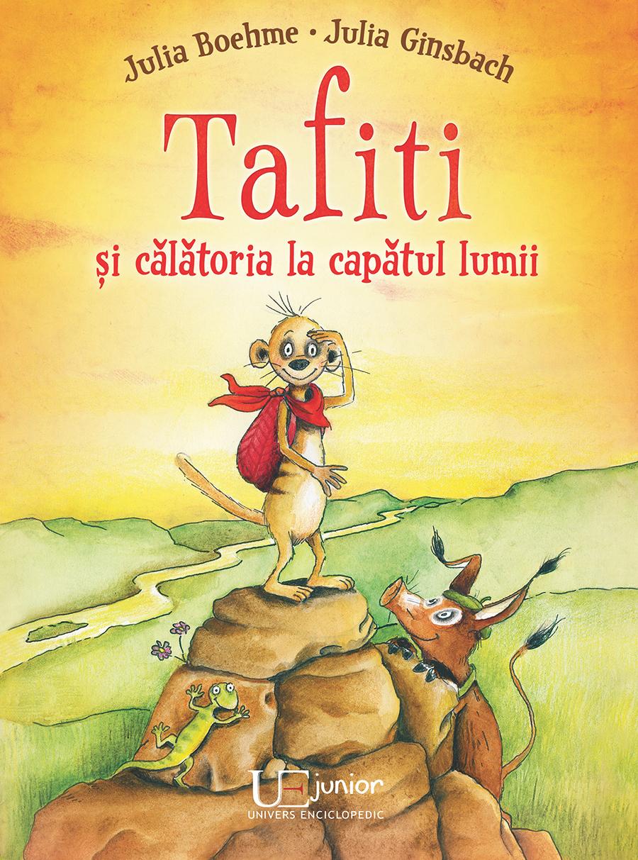 Book Cover: Tafiti si calatoria la capatul lumii