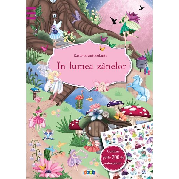 Book Cover: În lumea zânelor