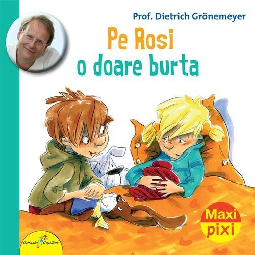 Book Cover: PE ROSI O DOARE BURTA